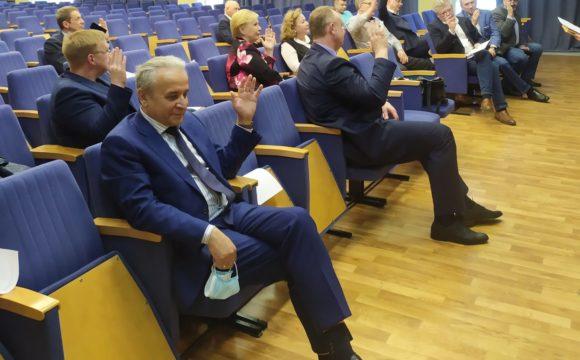Итоги заседания Совета Медицинской  Палаты Свердловской области